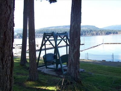 Photo for This rental property is located in beautiful Shawnigan Lake, British Columbia, Canada and we look forward to your inquiry and/or reservation.