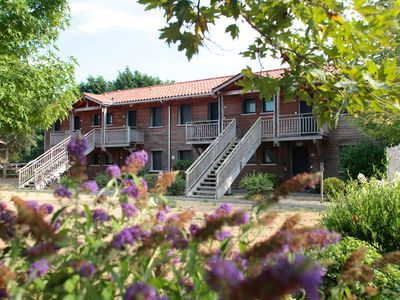 Photo for Nice holiday with, inter alia, villas with private pool in Landes