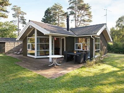 Photo for Modern Holiday Home in Gørlev with Terrace