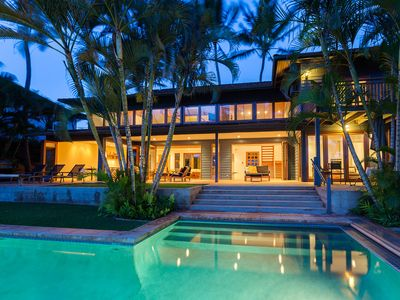 Photo for Gorgeous! Oceanfront with Pool and Hot-Tub - Permitted