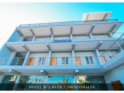 Photo for Hotel Sun Blue - Such as house, villa very peaceful place