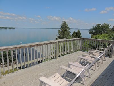 Photo for Charming water view 3 bedroom/1 bath cottage  #10
