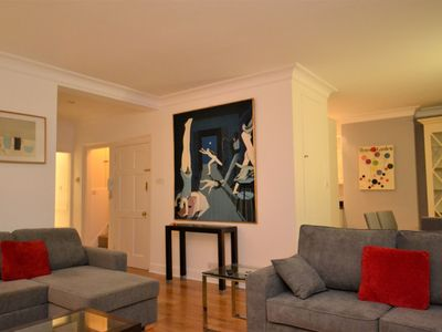 Photo for A Bright & Contemporary 2 Bedroom Apartment