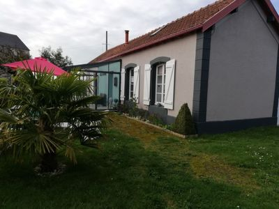 Photo for Vacation home La Gare in Champeaux - 4 persons, 2 bedrooms