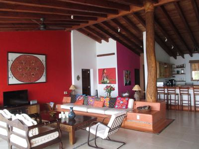 Photo for The Best Zihuatanejo Views Are From This Large Penthouse
