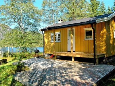 Photo for Vacation home Oddbu (SOW103) in Kyrkjebygd - 4 persons, 1 bedrooms