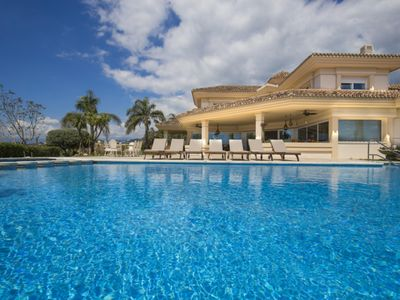 Photo for 6BR Villa Vacation Rental in Marbella
