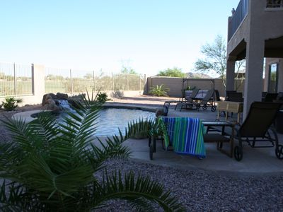 Photo for Estrella on Golf Course, Gated, Pool, Mountains