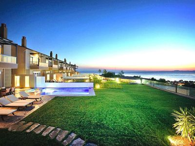 Photo for Holiday homes Sunny Villas Resort and SPA, Chanioti  in Halbinsel Kassandra - 7 persons, 3 bedrooms