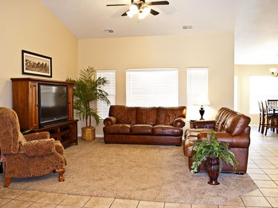 Photo for Exceptional 4 Bedroom Vacation Home w/ Golf Discounts near Palmer Golf Course