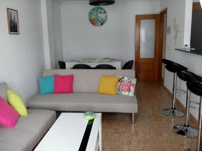 Photo for Apartment 500 m (6 min) from the beach