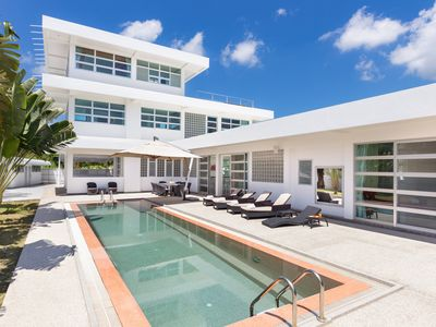 Photo for Contemporary high-end villa, ultimate privacy, lots of space, magnificent