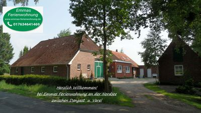 Photo for 2BR Farmhouse Vacation Rental in Varel