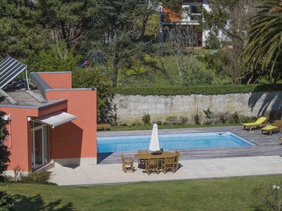 Photo for Liiiving in Porto | Oporto Garden Pool House