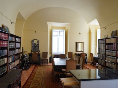 """Photo for NEW - SPECIAL OFFER: """"THE LIBRARY LOFT"""" in Aristocratic XVI Century Palace"""