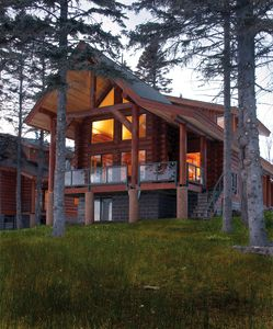 Photo for Temperance Landing Luxury Log Home