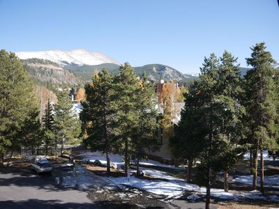 Photo for Perfectly located Breckenridge Condo. Sleeps 5 people.