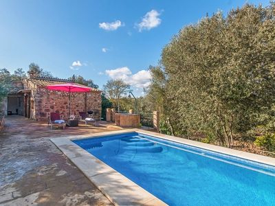 Photo for Vacation home Es Gorg in Costitx - 2 persons, 1 bedrooms