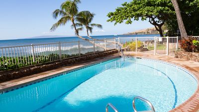 Photo for SAVINGS! Right On The Beach And Quite Nice!(sleeps 4)