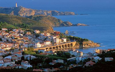 Photo for Banyuls sur Mer waterfront