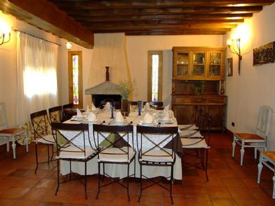 Photo for Self catering La Chatarrería de Ferreros for 16 people