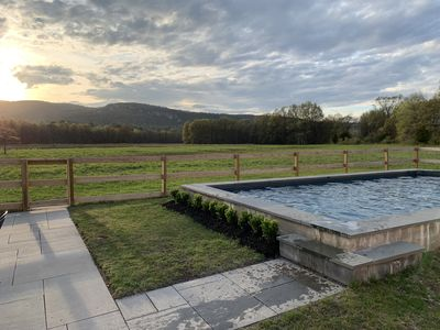 Photo for Harrison Field on 10 Acres, Pool Open Hudson Valley Retreat