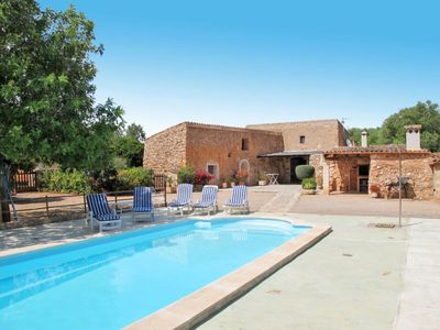 Photo for 3 bedroom Villa, sleeps 6 in Porreres with Pool and WiFi