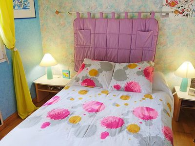 Photo for House 1.4 km from the center of Ploemel with Parking, Internet, Washing machine, Garden (92653)