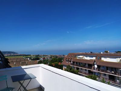 Photo for Quiet and beautiful views 5 minutes from Deauville