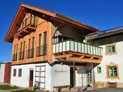 Photo for 2BR Chalet Vacation Rental in Siegsdorf, BY