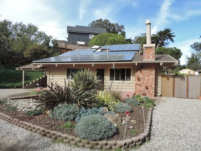 Our Zero Net Carbon House (We make more electricity than we use)