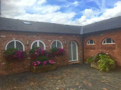 Photo for The Duck House - Beautifully spacious with views of the surrounding farmland