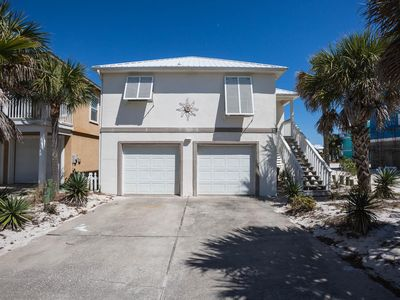 Photo for Private Home Only 2 Blocks to Beach! Community Pool ~ Private Gas Grill and Balcony