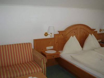 Photo for Double room Cat. B - breakfast - Gutjahr, active and wellness hotel