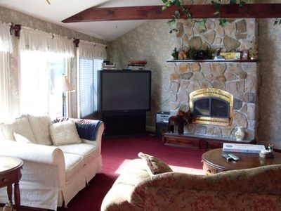 Photo for Beautiful 3,200 Sq Ft House DIRECT WATERFRONT
