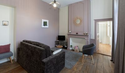 Photo for Apartment Le Val Cocherel
