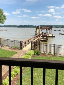 Photo for On-the-Water Lake Norman Vacation Home