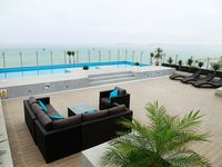 Very close to the airport and very close to a lot of places we wanted to visit in Lima. The