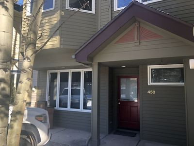 Photo for Downtown Aspen - Parking, Quiet, Walk To Everything, Backyard