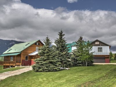 Photo for You won`t believe the mountain views! This home and suite are just right for you, dog friendly, hot