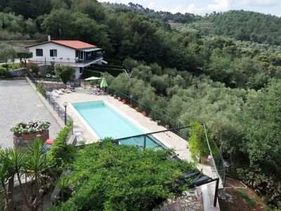 Photo for Apartment Residenz Villa Angela (IMP454) in Imperia - 7 persons, 2 bedrooms