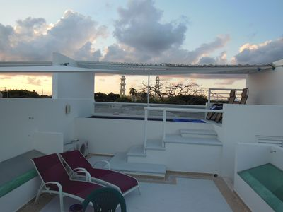 Photo for New Listing! Beautiful Casa Cocos with private Pool