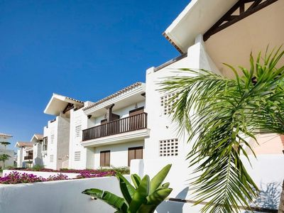 Photo for Luxury apartment in Alcaidesa, nearby several golf courses and near the sea