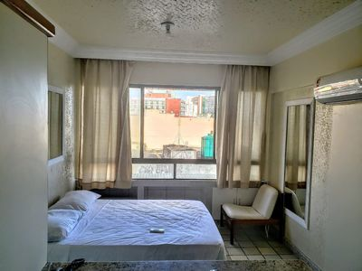 Photo for FLAT IN BAR SALVADOR WITH SEA VIEW