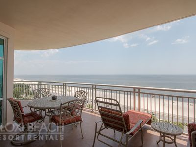 Photo for Cozy 3BR Condo at Legacy Towers w/ Balcony, Gulf Views & 3 Resort Pools