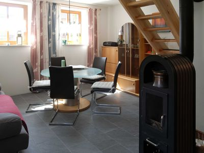"Photo for Holiday apartment ""Schusterhaus"" - Ferienhof Welz"
