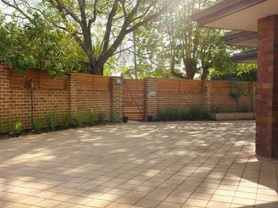 Photo for Private c/yard, house in Maylands (close 2 Perth)