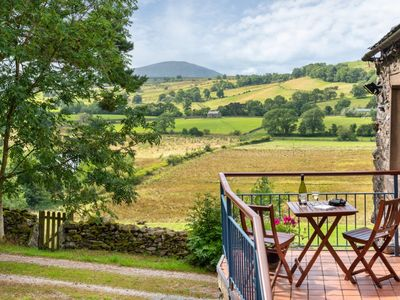 Photo for Greenbarn is a peaceful retreat with fantastic views in Matterdale, Ullswater.
