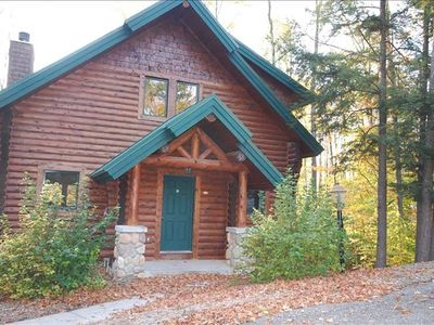 Photo for 4BR Cabin Vacation Rental in Boyne Falls, Michigan