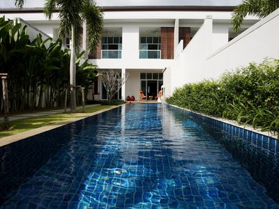 Photo for VW14: Oxygen Bangtao 4BR Private Pool
